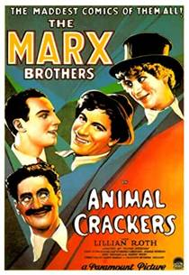Picture of a movie: Animal Crackers