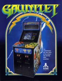Picture of a game: Gauntlet