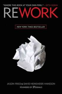 Picture of a book: Rework