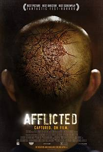 Picture of a movie: Afflicted