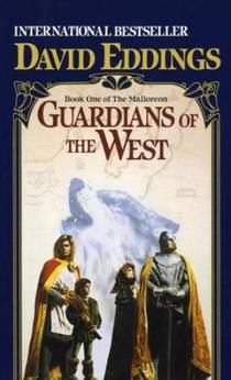 Picture of a book: Guardians Of The West