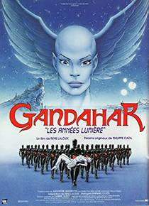 Picture of a movie: Gandahar