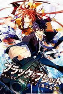Picture of a TV show: Black Bullet
