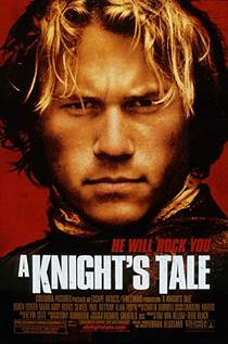 Picture of a movie: A Knight's Tale