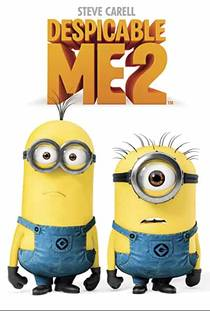 Picture of a movie: Despicable Me 2