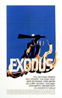 Picture of a movie: Exodus
