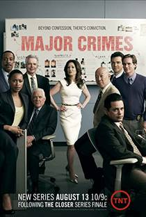 Picture of a TV show: Major Crimes
