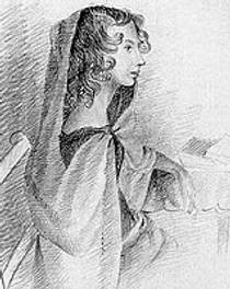 Picture of an author: Anne Brontë