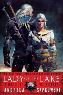 Picture of a book: Lady Of The Lake
