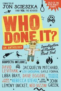 Picture of a book: Who Done It?