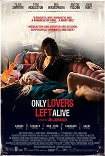 Picture of a movie: Only Lovers Left Alive