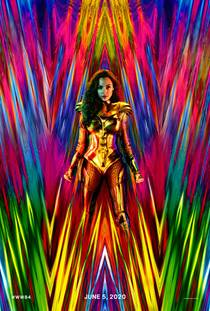 Picture of a movie: Wonder Woman 1984