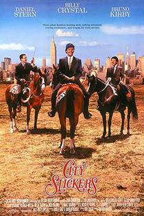 Picture of a movie: City Slickers