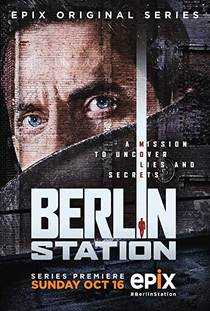 Picture of a TV show: Berlin Station