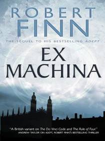 Picture of a book: Ex Machina
