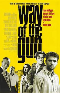 Picture of a movie: The Way Of The Gun