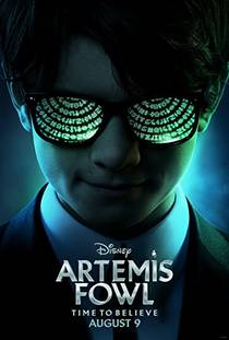 Picture of a movie: Artemis Fowl