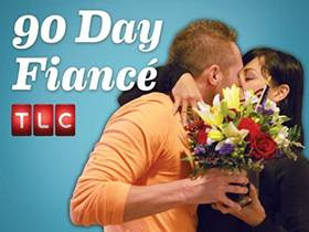 Picture of a TV show: 90 Day Fiancé