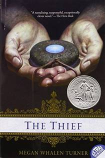 Picture of a book: The Thief