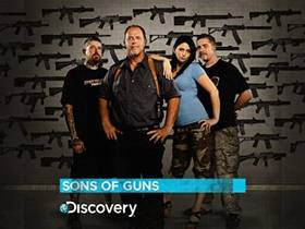 Picture of a TV show: Sons Of Guns