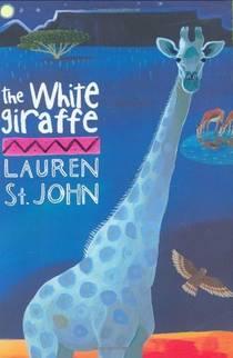 Picture of a book: The White Giraffe