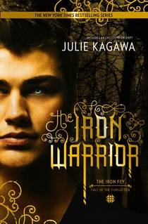 Picture of a book: The Iron Warrior