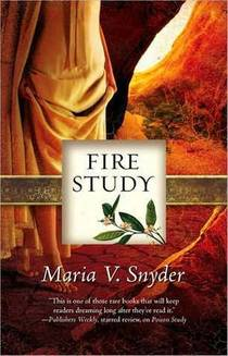 Picture of a book: Fire Study