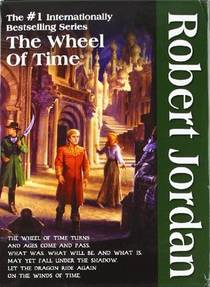 Picture of a book: The Wheel Of Time: Boxed Set #2 (wheel Of Time, #4-6)