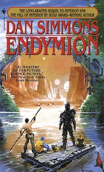 Picture of a book: Endymion