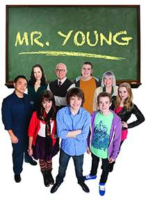 Picture of a TV show: Mr. Young