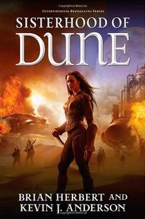 Picture of a book: Sisterhood Of Dune