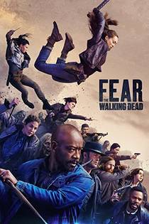 Picture of a TV show: Fear The Walking Dead
