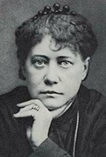 Picture of an author: Helena Petrovna Blavatsky
