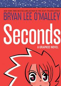 Picture of a book: Seconds