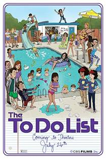 Picture of a movie: The To Do List