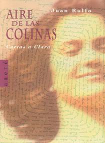 Picture of a book: Aire de las colinas: Cartas a Clara