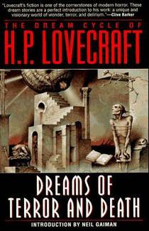 Picture of a book: The Dream Cycle of H.P. Lovecraft: Dreams of Terror and Death
