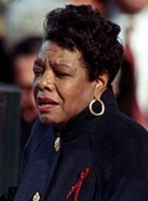 Picture of an author: Maya Angelou