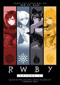 Picture of a TV show: Rwby