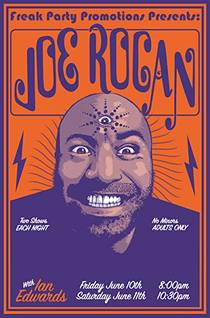 Picture of a TV show: Joe Rogan: Triggered