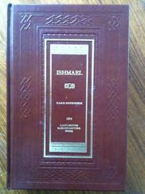 Picture of a book: Ishmael
