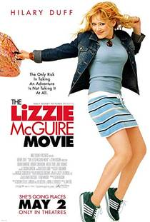 Picture of a movie: The Lizzie Mcguire Movie