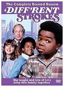 Picture of a TV show: Diff'rent Strokes
