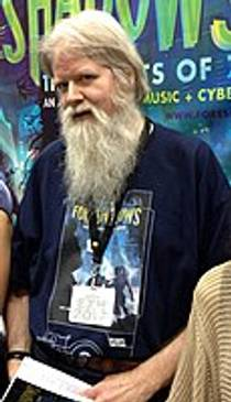 Picture of an author: Ed Greenwood