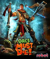 Picture of a game: Orcs Must Die!