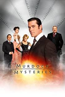 Picture of a TV show: Murdoch Mysteries