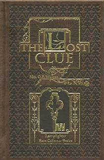 Picture of a book: The Lost Clue