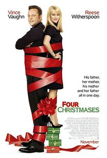 Picture of a movie: Four Christmases