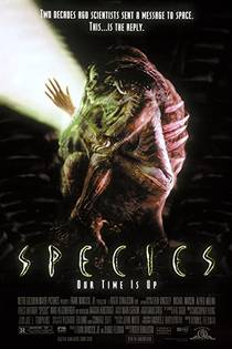 Picture of a movie: Species