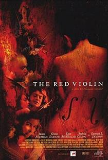 Picture of a movie: The Red Violin